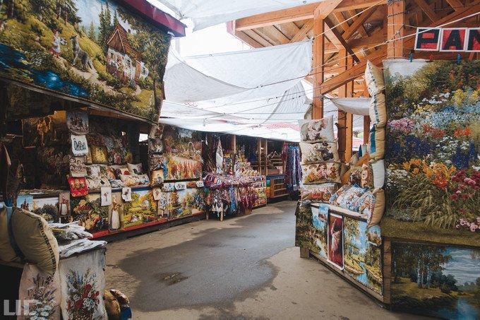伊斯梅洛沃市场图片