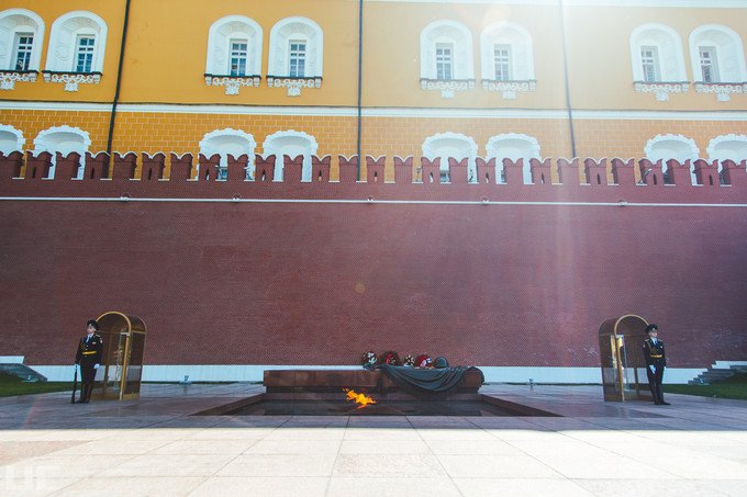 无名烈士墓图片
