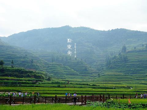 西江千户苗寨旅游景点图片