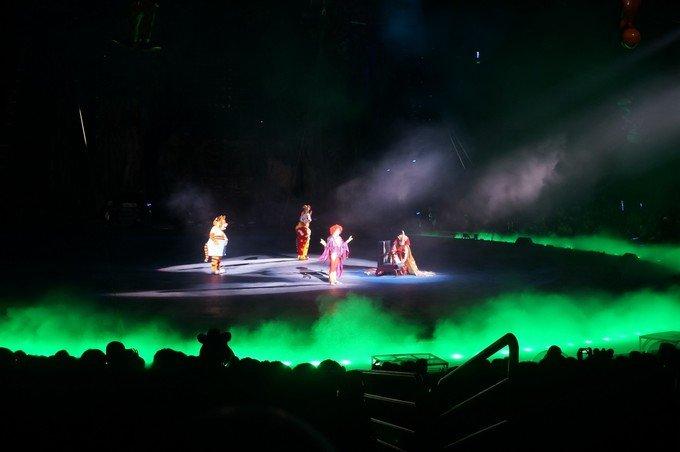 长隆国际马戏大剧院图片