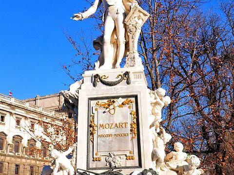 维也纳博物馆区旅游景点图片