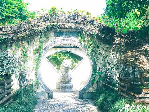 绮园景区旅游景点图片