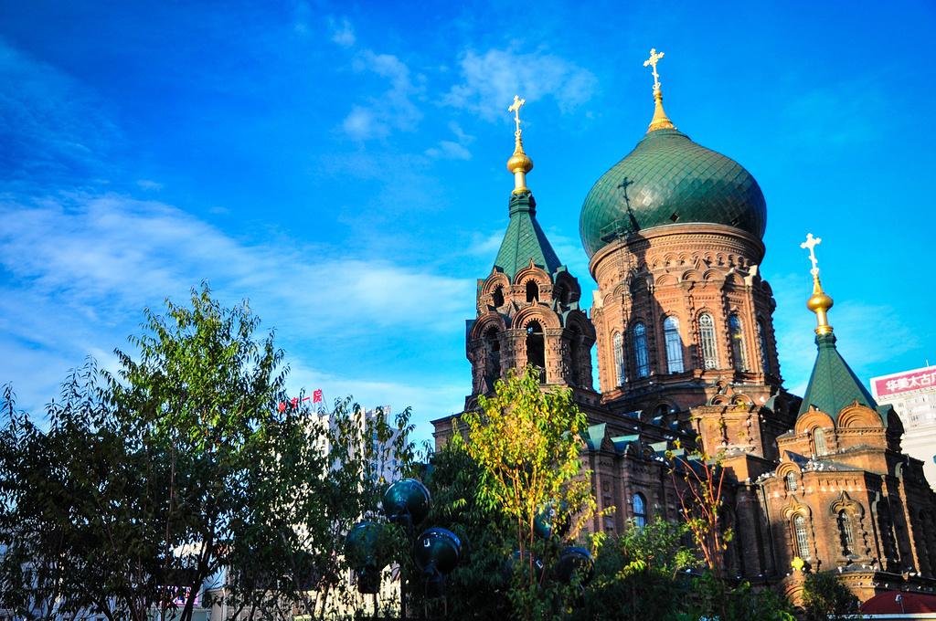 古堡教堂 • 欧式哈尔滨之旅