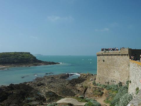 圣马洛城堡旅游景点图片