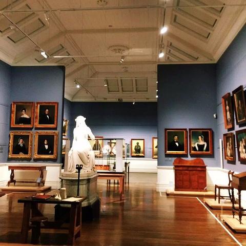"""""""下午接下来逛一个中规中矩的塔斯马尼亚博物..._塔斯马尼亚博物馆和美术馆""""的评论图片"""