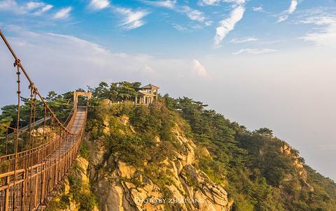 沂蒙山旅游区龟蒙景区的图片