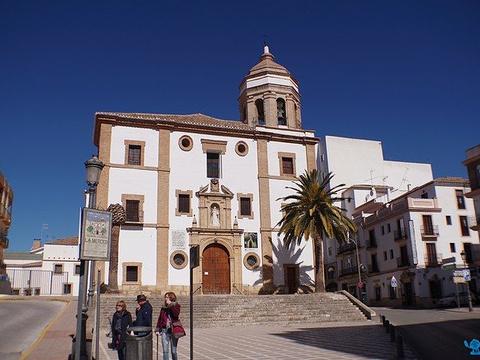 龙达主教堂旅游景点图片