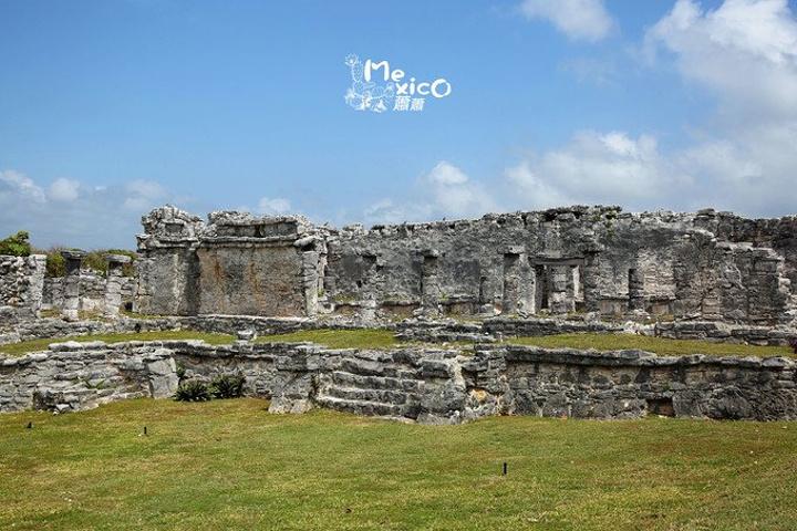 """""""图卢姆是保存最好的玛雅遗址之一,也因其是唯一濒临加勒比海的遗址,故吸引了无数旅游爱好者驻足_图伦遗址""""的评论图片"""