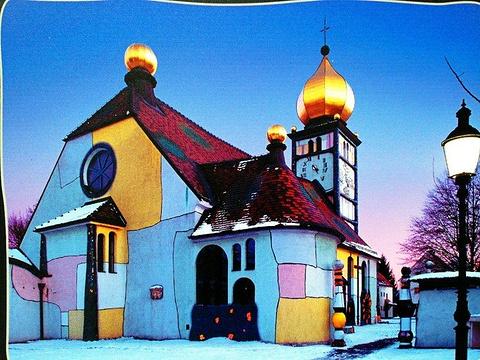 维也纳艺术之家旅游景点图片