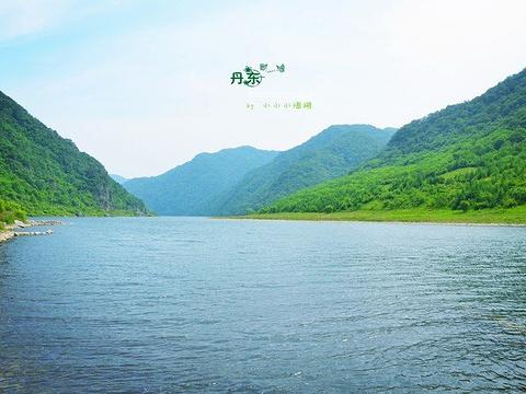 青山沟旅游景点图片