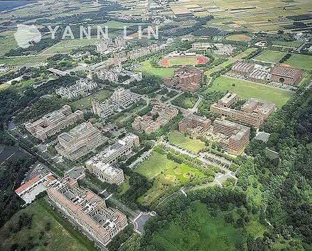 中正大学旅游景点攻略图