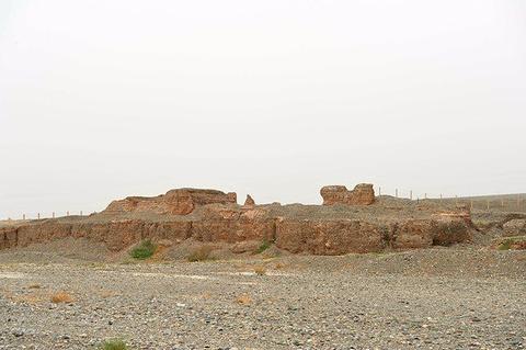 苏巴什古城旅游景点攻略图