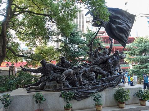 八一起义纪念馆旅游景点图片