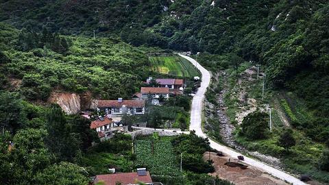 虎山长城旅游景点攻略图