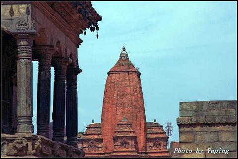 湿婆神庙广场