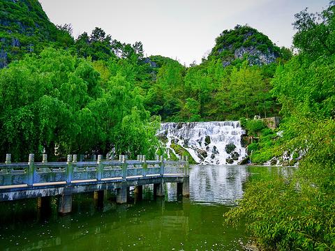 漩塘景区旅游景点图片