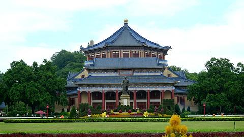 中山纪念堂旅游景点攻略图