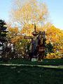 美人松雕塑公园