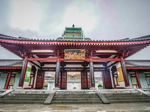 大雁塔·大慈恩寺旅游景点图片