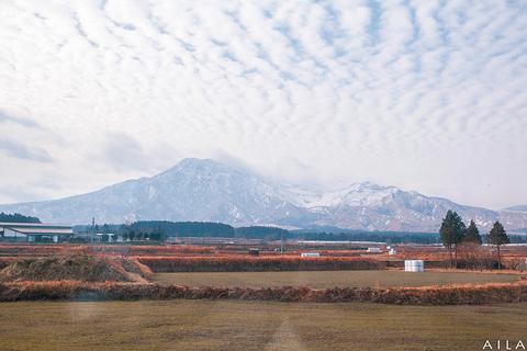 阿苏火山旅游景点攻略图