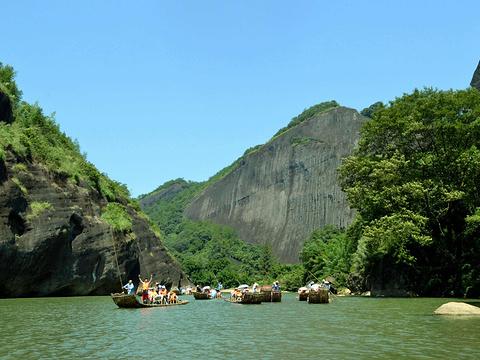 武夷山九曲溪旅游景点图片