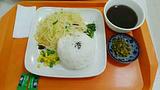 鱼米之乡特色炒菜盖浇饭