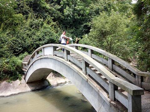 梵音谷旅游景点攻略图