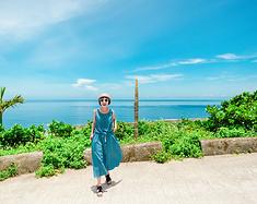兰屿——蓝色天空,予你星海