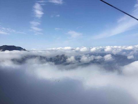 天门山国家森林公园旅游景点攻略图