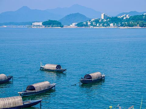锁岛旅游景点图片