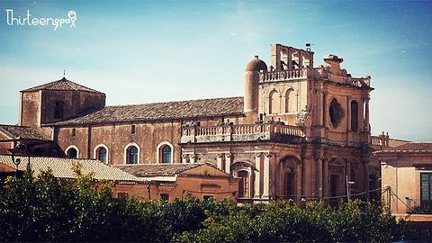 圣嘉禄教堂旅游景点攻略图
