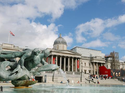 国家美术馆旅游景点图片