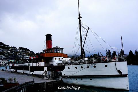 皇后镇湖景游船旅游景点攻略图