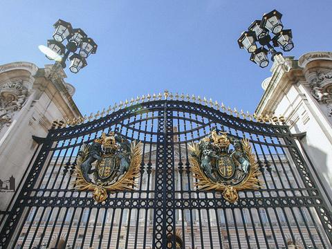 白金汉宫旅游景点图片