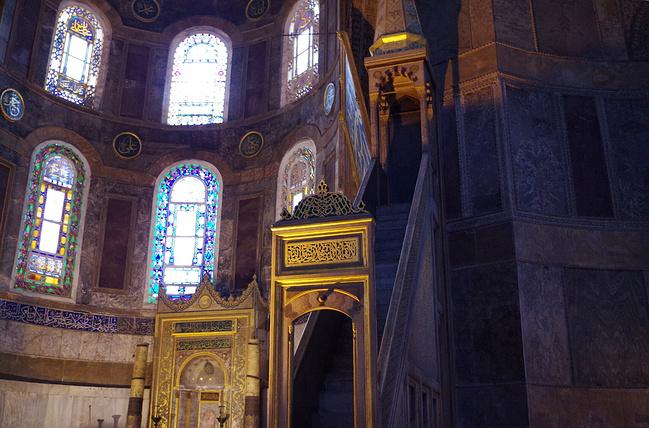 圣索非亚大教堂图片