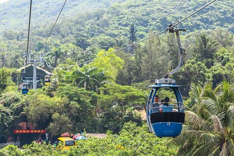 猴岛公园旅游景点攻略图