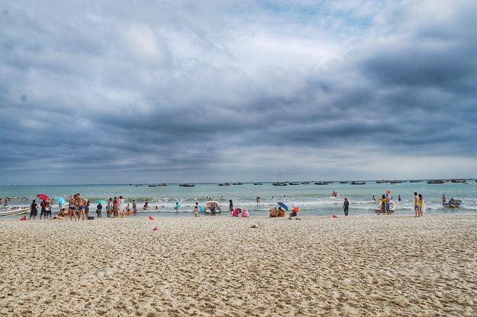 北海银滩旅游度假区图片
