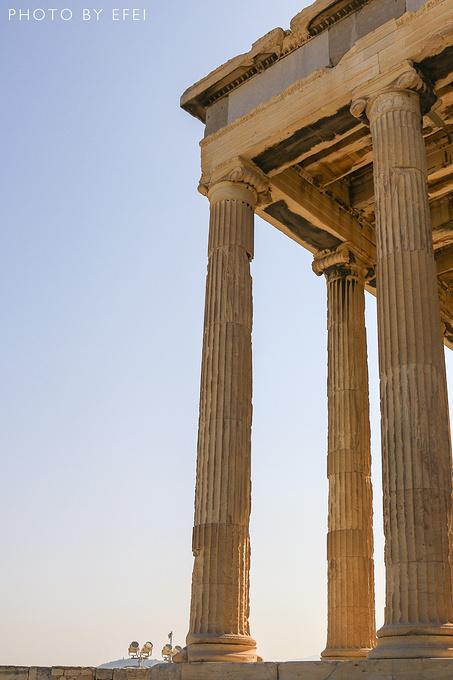 伊瑞克提翁神庙图片