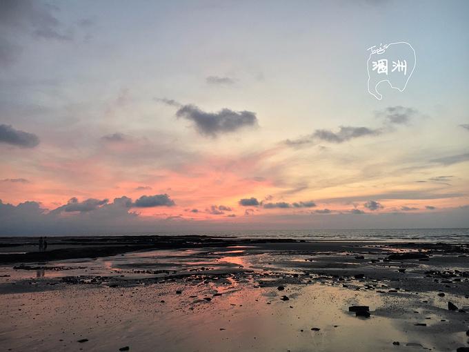 五彩滩图片