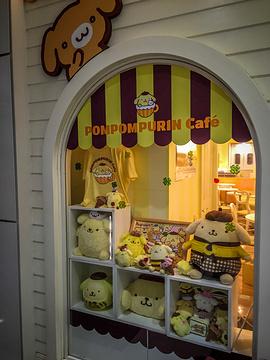 Pompompurin 布丁狗 Café旅游景点攻略图
