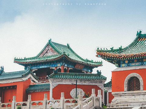 天门山寺旅游景点图片