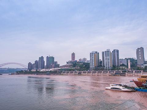朝天门码头旅游景点图片
