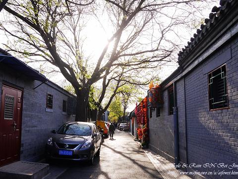 南锣鼓巷旅游景点图片