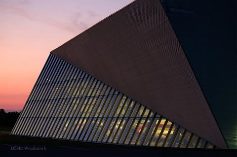 加拿大航空博物馆旅游景点攻略图