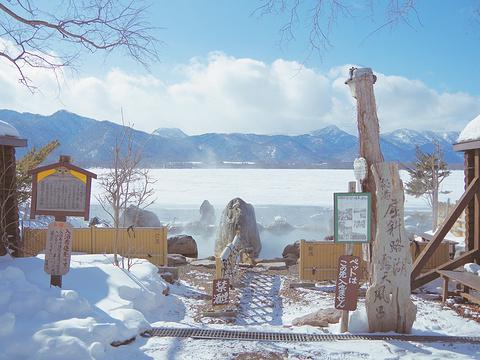 古丹温泉旅游景点图片