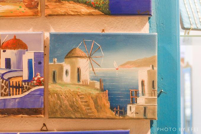 米科诺斯岛图片