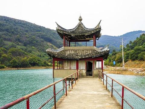 西山天王坞旅游景点图片