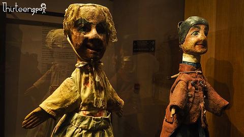 里昂世界木偶历史博物馆旅游景点攻略图