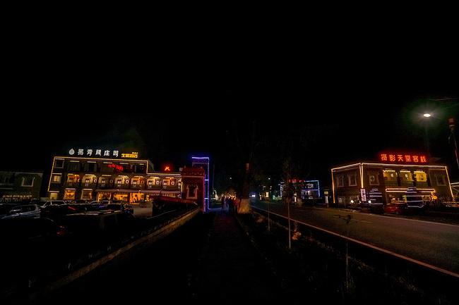 新都桥图片