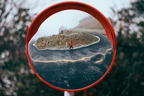 硗碛湖旅游景点攻略图